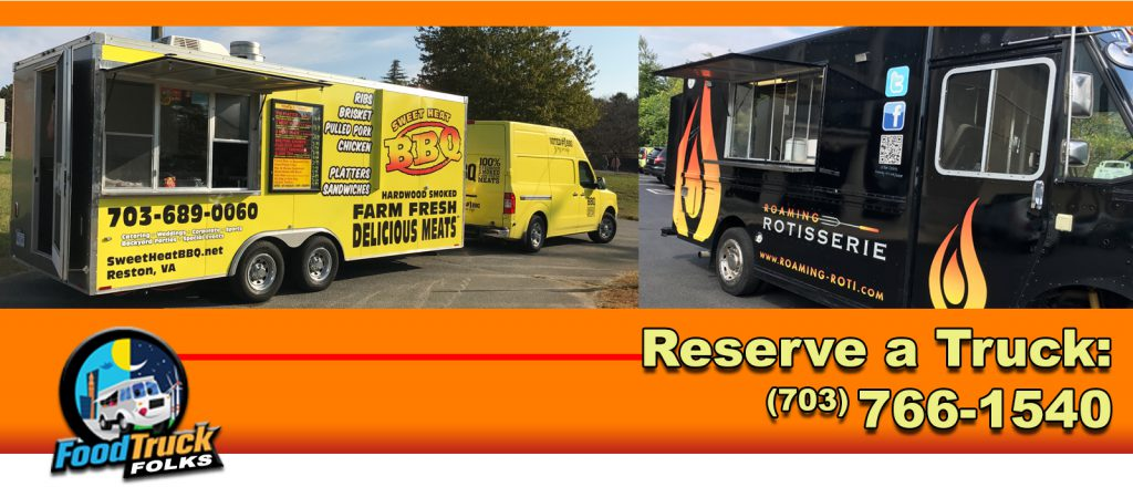 Food trucks and trailers at your location