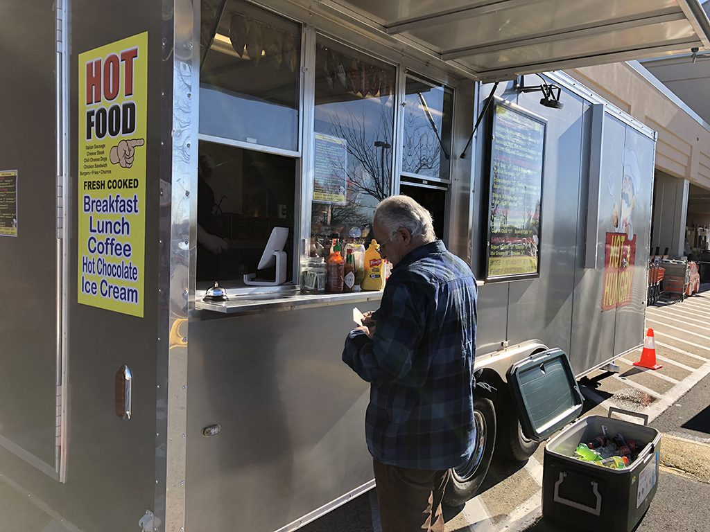 Hot & Hungry Food Truck